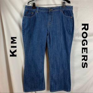 🆕 Kim Rogers Blue Jeans